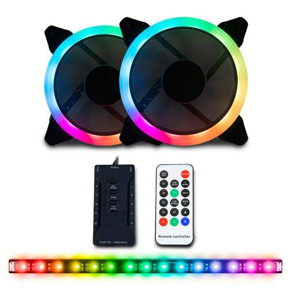 Lighting RGB Combo Fan Spectrum